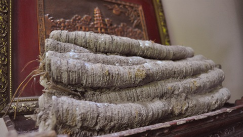 Tiền cổ trong bộ sưu tập của ông Thạo
