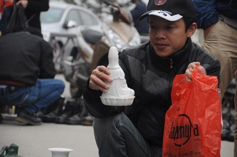 Một phiên chợ Viềng độc đáo của Hà Nội