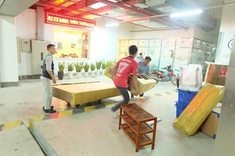 Parkson keangnam đóng cửa đột ngột do các vấn đề phát sinh với Chủ tòa nhà Keangnam
