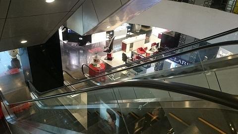 Cận cảnh ế ẩm tại trung tâm mua sắm Parkson thứ 2 tại Hà Nội