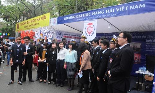 Đại học hàng hải có sự tham gia tư vấn của cả người nước ngoài