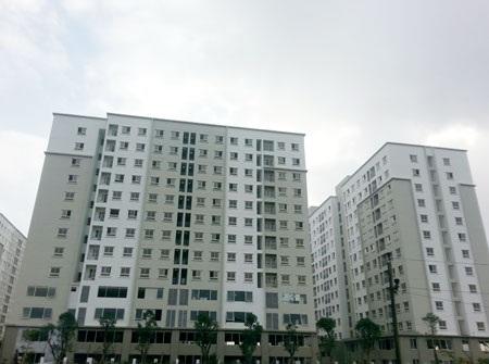 Nhà ở xã hội có thể rộng tới 90m2