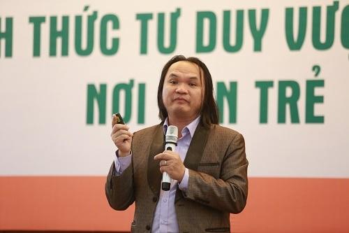 Thầy Trần Phương chia sẻ phương pháp động trong dạy toán giúp trẻ phát triển tư duy vượt trội