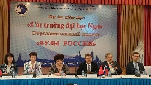 Các trường đại học hàng đầu ở Nga sẽ tạo điều kiện thuận lợi cho các sinh viên Việt Nam