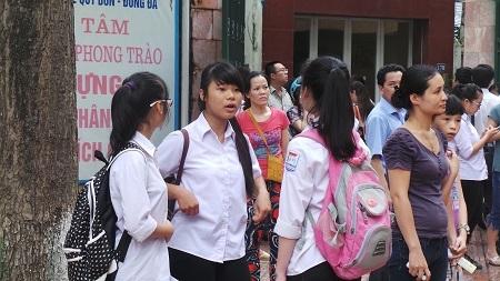 Sẽ có 200 trường THPT tuyển sinh lớp 10