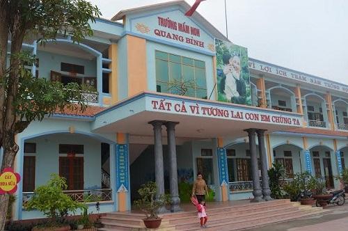 Trường mầm non Quang Bình