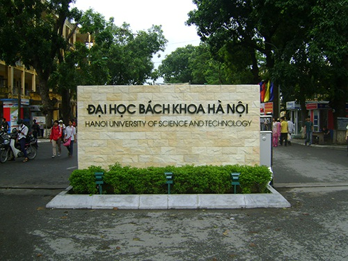 Khu in đề thi của trường Đại học Bách khoa Hà Nội được bảo vệ tuyệt mật.
