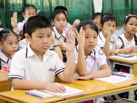 Lớp học tiểu học theo dự thảo thông tư mới sẽ có chức Chủ tịch, Phó Chủ tịch