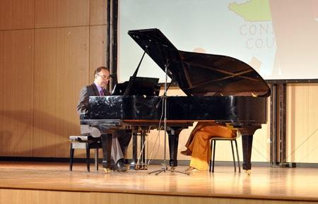 Màn sáo trúc kết hợp piano đăng quang Gala nhạc cổ điển - 1