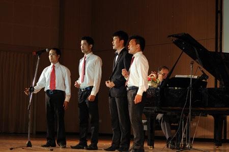Màn sáo trúc kết hợp piano đăng quang Gala nhạc cổ điển - 7