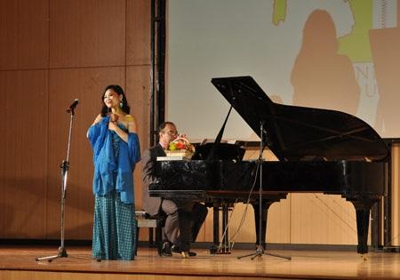 Màn sáo trúc kết hợp piano đăng quang Gala nhạc cổ điển - 8