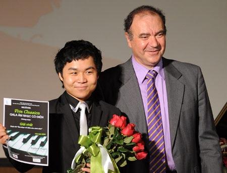 Màn sáo trúc kết hợp piano đăng quang Gala nhạc cổ điển - 2