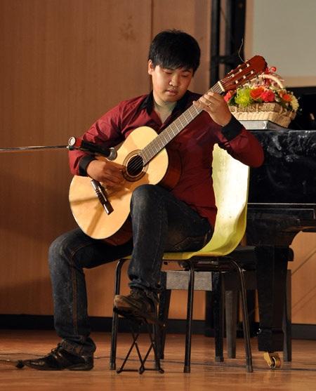 Màn sáo trúc kết hợp piano đăng quang Gala nhạc cổ điển - 10