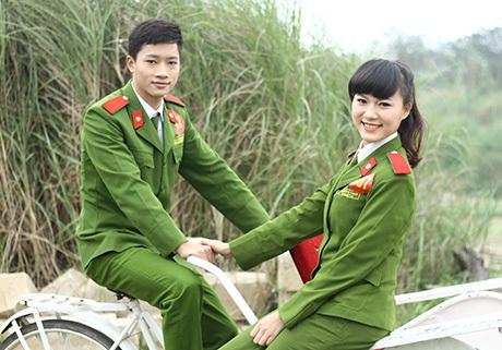 Cặp đôi Nguyễn Thị Thủy - Đỗ Xuân Quyền