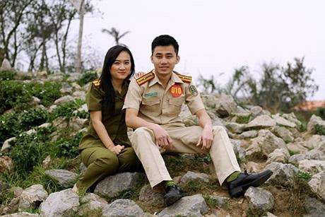 Cặp đôi SV Lào Khẳn Khăm - Sút Thạ Na