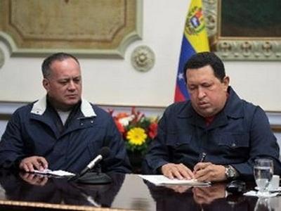 Lãnh đạo Việt Nam gửi điện thăm ông Hugo Chavez