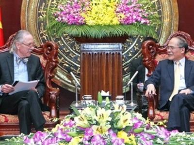 Việt Nam sẽ nỗ lực tổ chức Đại hội đồng IPU 2015