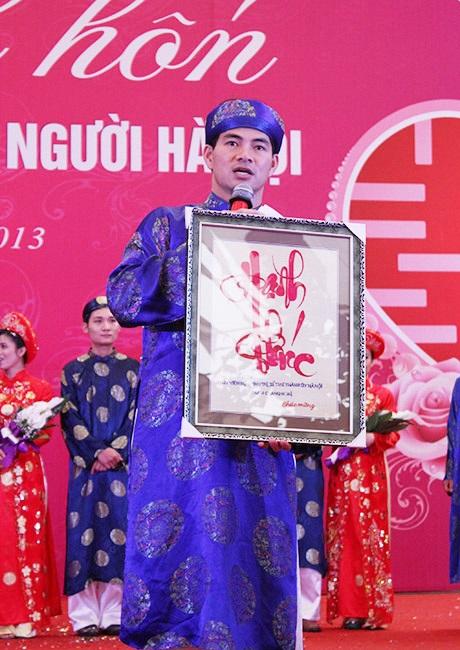 Lễ thành hôn tập thể của 10 cặp đôi Hà thành