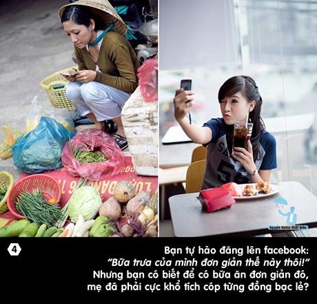 Câu chuyện thứ 4: Bữa trưa của mình đơn giản thế này thôi