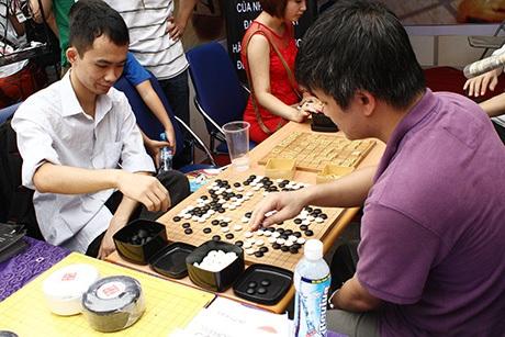 Trò chơi truyền thống cờ vây