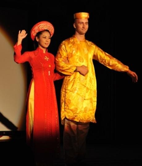 Trang phục truyền thống