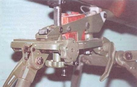 Giá súng SPG 3 chân.
