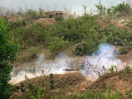 Phân đội hỏa lực QĐND Việt