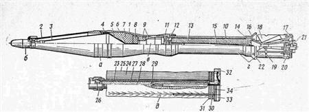 Ống kính ngắm ngày - đêm cải tiến của súng.