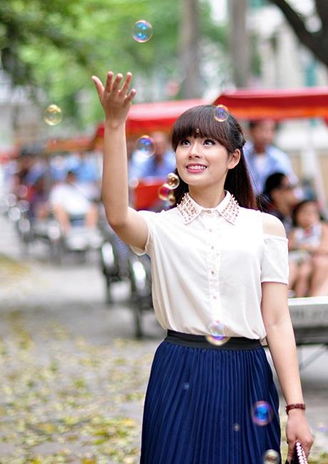 Nguyễn Thị Mỹ Linh - lớp K11D