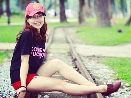 Cô gái trẻ 9X Trần Thu Hà