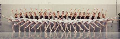 Ngắm ảnh tốt nghiệp của nữ sinh trường múa Bắc Kinh