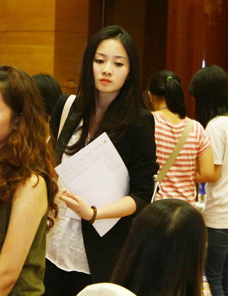 Ngô Thanh Hiên, con gái GS. Ngô Bảo Châu cũng sẽ nhập học ĐH