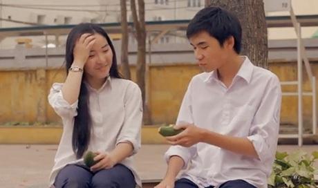 Clip chuyện tình yêu lãng mạn tuổi học trò: Và mai có nắng