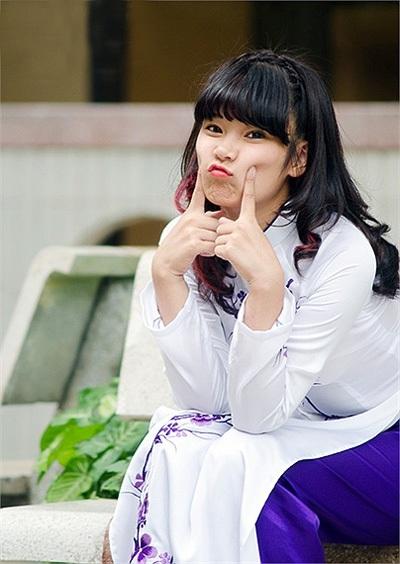 Sau khi thi đại học, Hoàng Yến sẽ đi du lịch tại Đà Nẵng