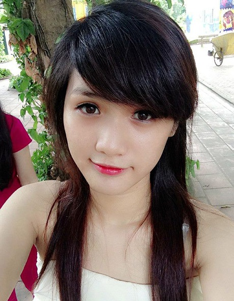Một số hình ảnh về cô bạn Ly Na đáng yêu.
