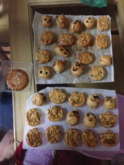 """Những chiếc bánh """"siêu nhỏ"""" hình thù ngộ nghĩnh do Phương Anh sáng tạo"""