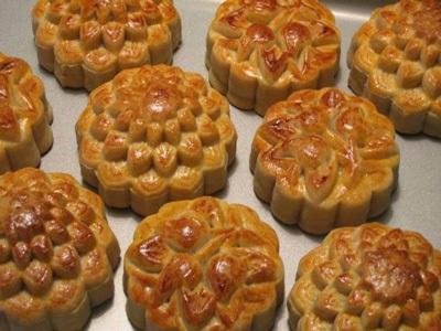 Bánh nướng của Ly Ly