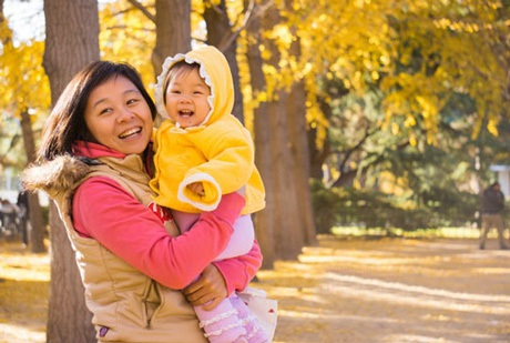 mà còn là điểm chụp ảnh ghi lại khoảnh khắc Thu sang với người dân Bắc Kinh