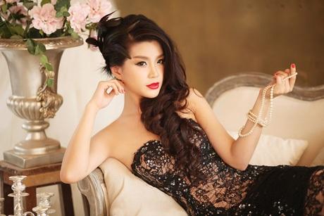 Trang có thể chia sẻ dự định của mình trong năm 2014 được không?