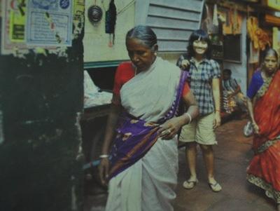 Bích Phương trên hành trình khám phá Ấn Độ.