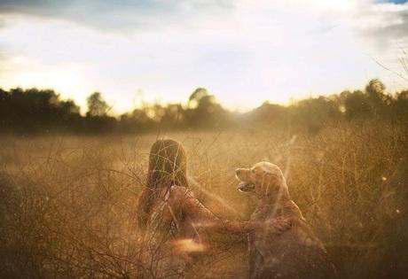 Chuppy đã khơi nguồn cho niềm đam mê nhiếp ảnh của Jessica Trinh