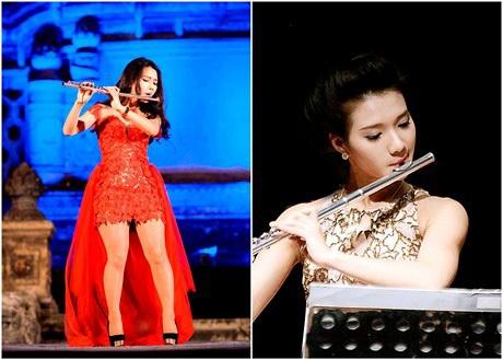 Ly Hương là người đầu tiên mang về giải quốc tếsáo flute cho Việt Nam.