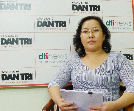 Bà Hồ Thị Hồng Loan bức xúc trước cách xử lý thiếu công bằng của