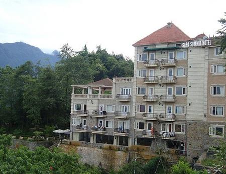 Khách sạn Sapa – Summit nằm trên phần đất được cấp Giấy chứng nhận QSDĐ sai quy định
