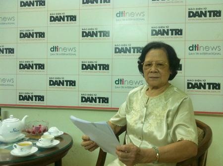 Bà Nguyễn Thị Thành đề nghị các cơ quan chức năng sớm giải quyết vụ việc