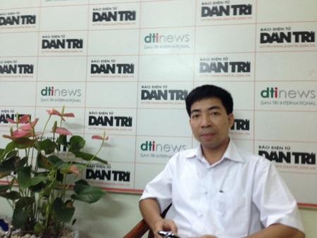 Thầy Nguyễn Văn Kiên cho rằng Quyết định điều chuyển không rõ ràng của