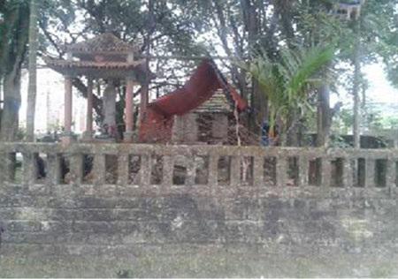 Dấu tích ngôi chùa xưa