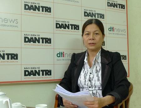 Bà Lan khẩn thiết đề nghị Tỉnh ủy - UBND tỉnh Sơn La chỉ đạo giải quyết