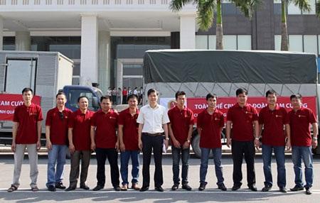 Nam Cường: Gắn liền trách nhiệm xã hội với hoạt động sản xuất kinh doanh