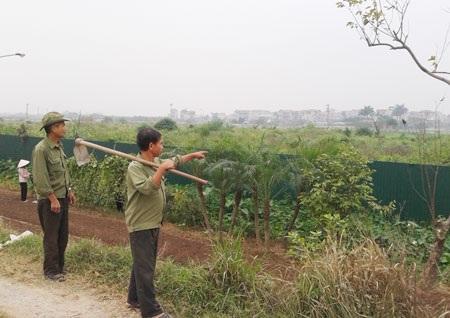 Gần 2 năm sau ngày cưỡng chế của người dân, khu đất vẫn là dự án ma